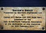 tn_18 Feb 3 Barrow's Bench inscription